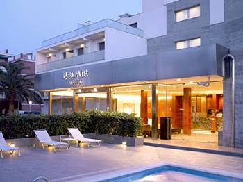 Bel air hotel hotel - Hotel aire de barcelona ...