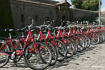 Bicycle rental - flexible and environmentally friendly